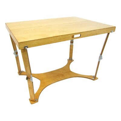 Picnic Folding Dining Table Finish: Golden Oaks