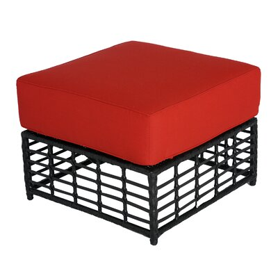 Melrose Ottoman with Cushion Fabric: B Grade