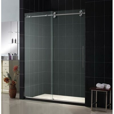 Fluence Bypass Frameless Sliding Tub Door Wayfair