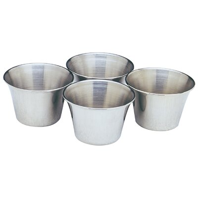 Stainless Steel Sauce Cups 208