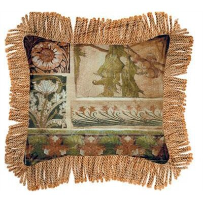 Arts & Crafts IV Cotton Throw Pillow