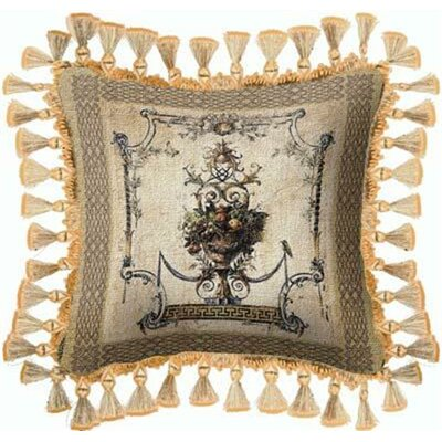Summer Harvest Throw Pillow