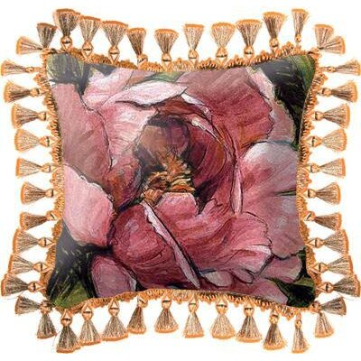 Summers Bounty Throw Pillow