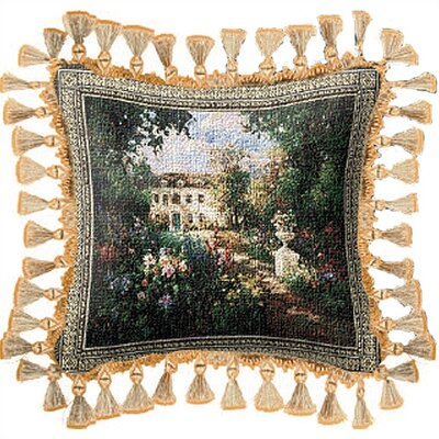 Aix en Provence Throw Pillow