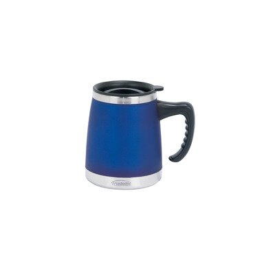 15 Oz. Umbria Desk Mug in Blue