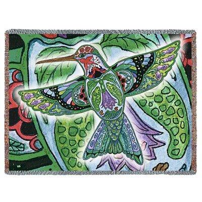 Hummingbird Blanket