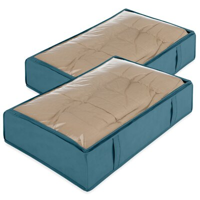 Whitmor, Inc Underbed Storage Bag - Color: Berry Blue at Sears.com
