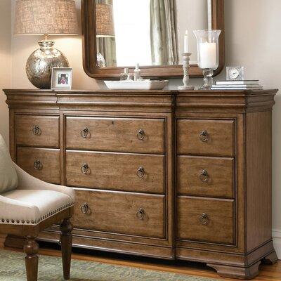Lanham 9 Drawer Dresser