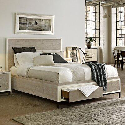 Spencer Storage Platform Bed Size: King