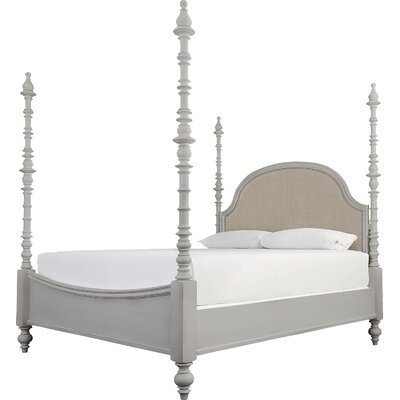 Anderson Four Poster Bed� Size: Queen