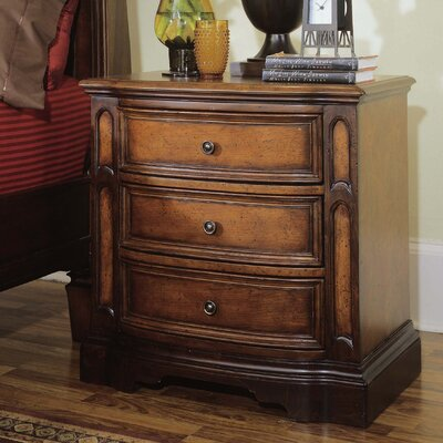 Furniture rental Brentwood 3 Drawer Nightstand...
