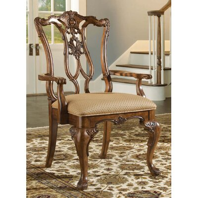 Brand Furniture on Furniture Kentwood Pierced Back Arm Chair  Set Of 2  Best Price