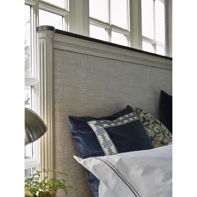 Mikah Upholstered Panel Bed