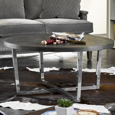 Baer Oval Coffee Table