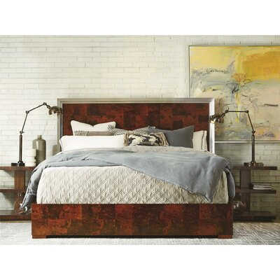 Brenner King Panel Bed