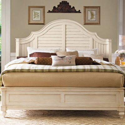 Paula Deen Home Panel Bed Size: Queen