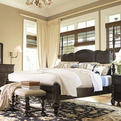 Paula Deen Home Four Poster Bed