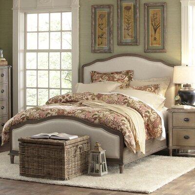 Romaine Upholstered Panel Bed BL22610