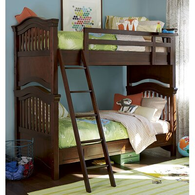 Chassidy Traditional Wood Bunk Bed