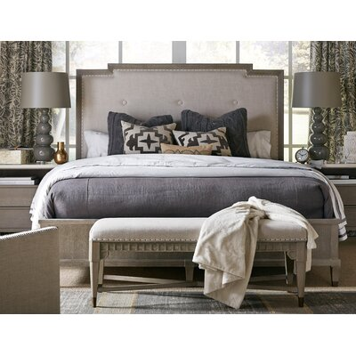 Sanford Upholstered Storage Platform Bed
