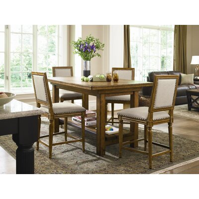 Buy Low Price Universal Furniture Great Rooms 5 Piece Counter Height Dining Set Dining Set Mart