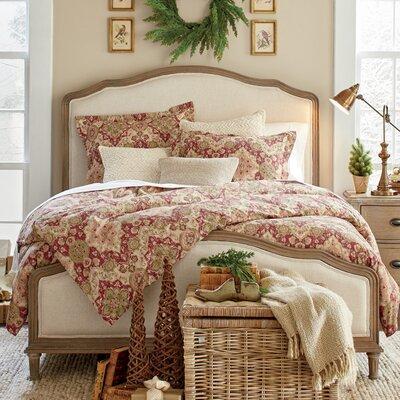 Watson Upholstered Panel Bed