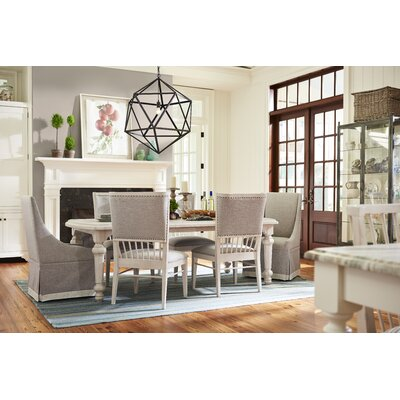 Tennille Upholstered 5 Piece Dining Set