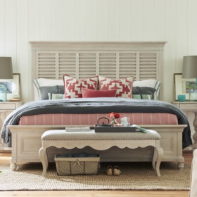 Pennock Panel Bed Size: King