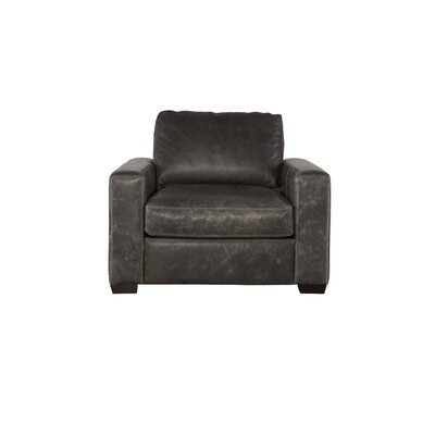Dansville Arm Chair Upholstery: Gray