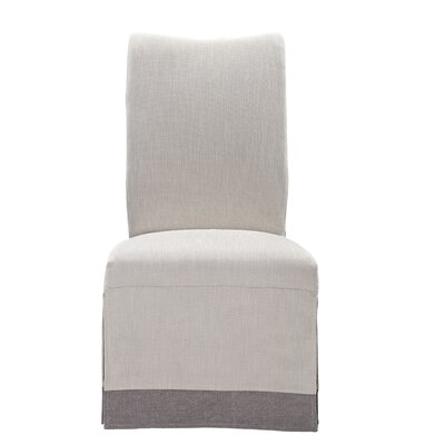 Gatefield Dressmakers Upholstered Dining Chair (Set of 2)