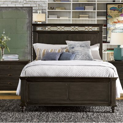 Gatefield Wood Panel Bed