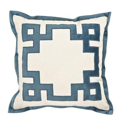 Monmouth Throw Pillow Color: Green