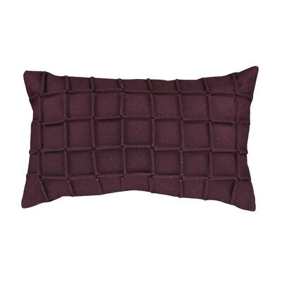 Venegas Kidney Lumbar Pillow Color: Purple
