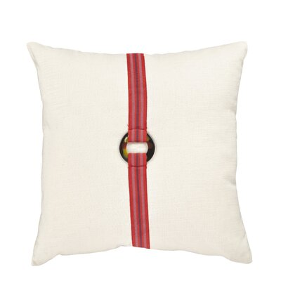 Doug Belt Throw Pillow