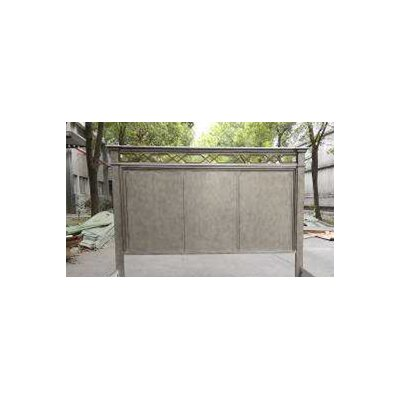 Gatefield Panel Headboard Size: King