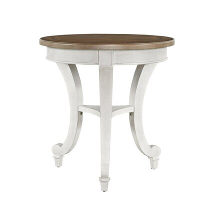 Closter Round End Table