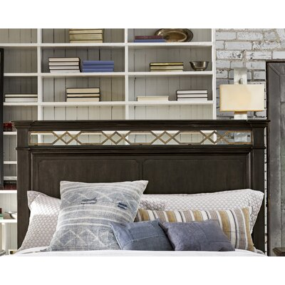 Gatefield Traditional Panel Headboard Size: King