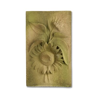 OrlandiStatuary Seville Leaf Plaque Wall Decor | Wayfair