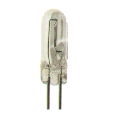 12-Volt Xenon Bi-Pin Light Bulb Wattage: 20