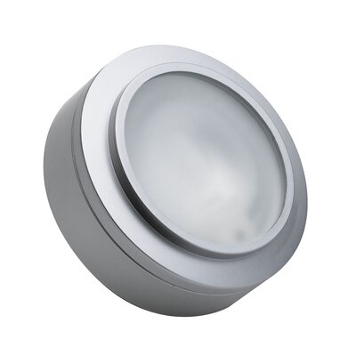Xenon Under Cabinet Puck Light Finish: Stainless Steel