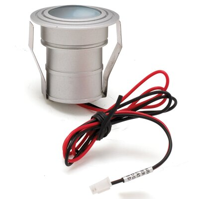 LED Recessed Lighting Kit Finish: Clear