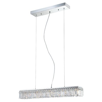 Crown Linear Pendant