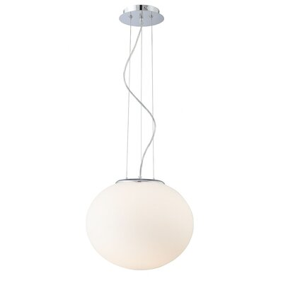 Menard 1-Light Inverted Pendant