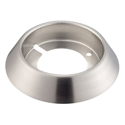 Polaris Surface Mount Collar Finish: Brushed Aluminum