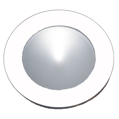 Polaris LED Under Cabinet Recessed Light Finish: White