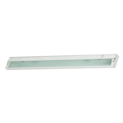 ZeeLite 48 LED Under Cabinet Bar Light Finish: White