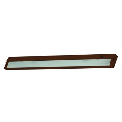 ZeeLite 48 Under Cabinet Bar Light Finish: Bronze
