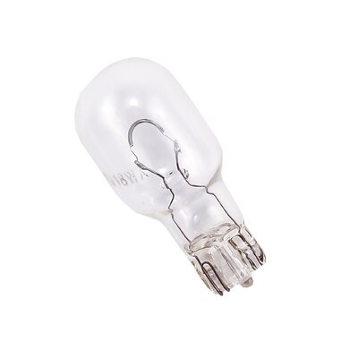 12-Volt Xenon Wedge Light Bulb Wattage: 18