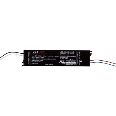 18W LED Class II Electronic Transformer