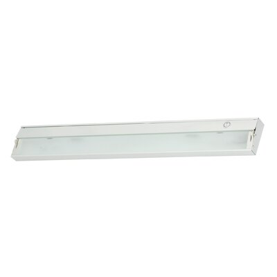 34.5 Xenon Under Cabinet Bar Light Finish: White